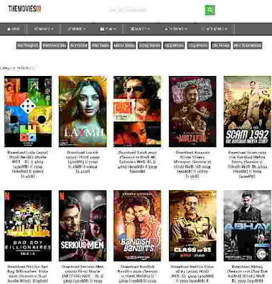 Download the latest Bollywood, Hollywood, South, dubbed movies HD for free