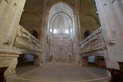 Panteón de los Reyes de la Corona de Aragón en Poblet