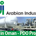Staff Required to Arabian Industries for PDO Projects in Oman