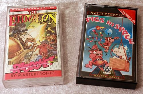All Things Mastertronic: Rare as     Pigs in Space ?
