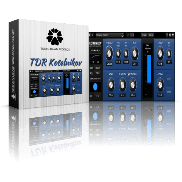 TDR Kotelnikov v1.5.2 Full version