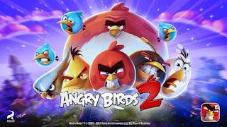 تحميل لعبة Angry Birds 2 للايفون والايباد والاندرويد