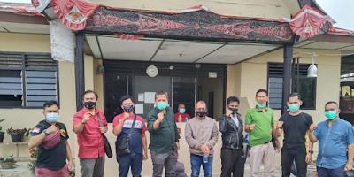 Kepala Cabang Mazda Siantar, Josua Sipahutar Ditangkap Polsek Habinsaran Kasus Penggelapan Mobil