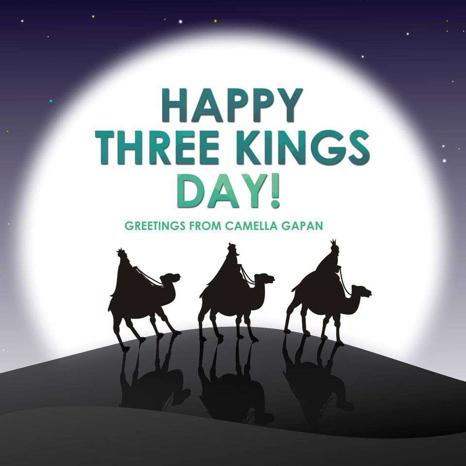 Three Kings Day Wishes for Whatsapp