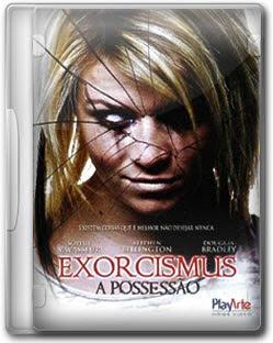 Exorcismus A Possessão de Emma Evans DVD R
