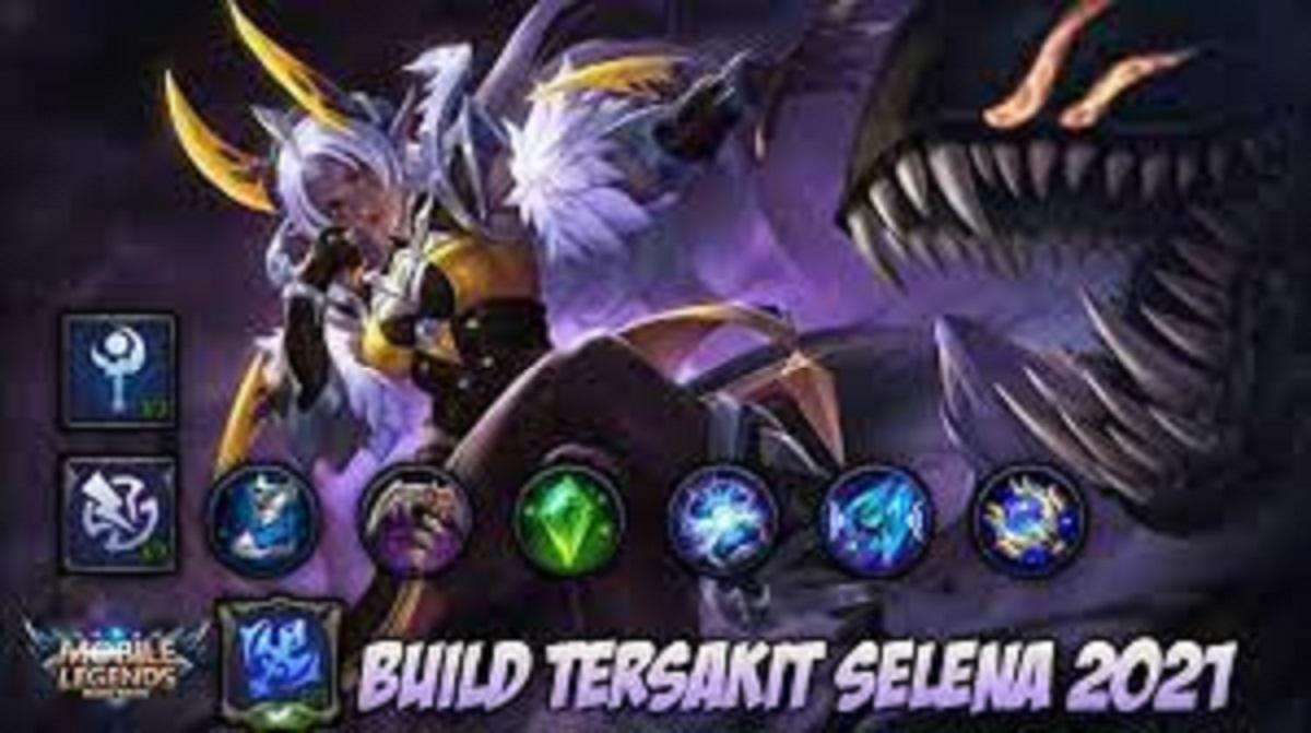 Build Selena Tersakit