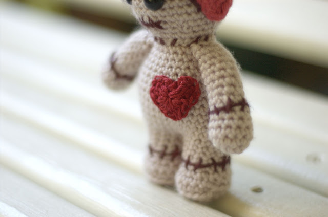 With Alex: A Crochet Voodoo Doll For My Best Friend