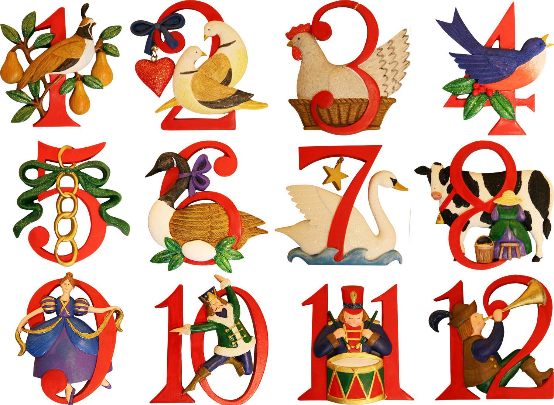 Bill Amp Trixy Twelve Days Of Christmas