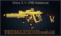 Kriss S.V CRB Noblesse
