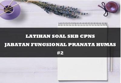 Latihan SKB CPNS Pranata Humas 2