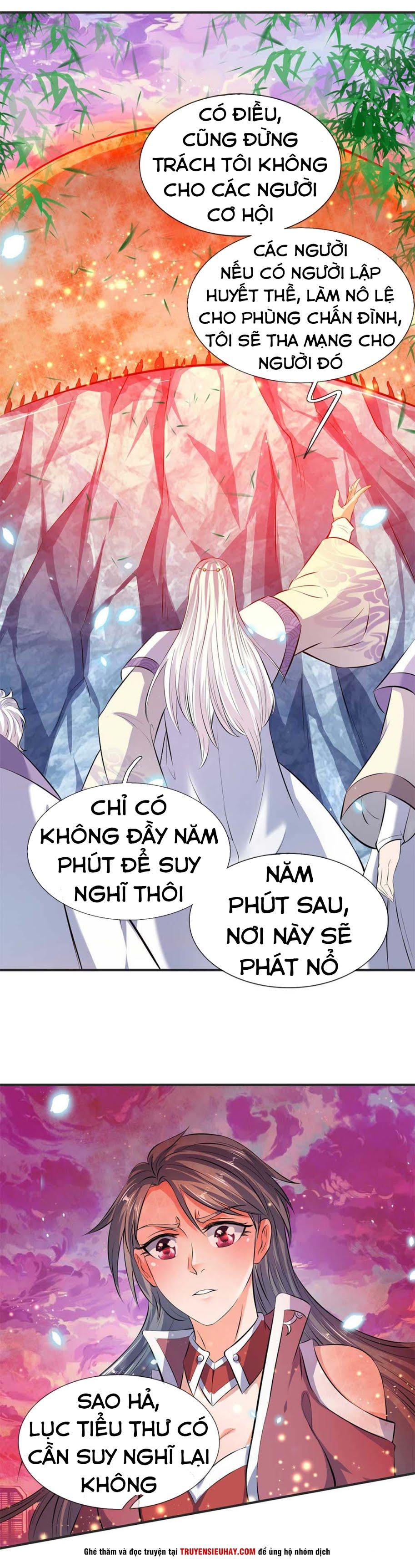 Vạn Cổ Thần Vương Chapter 19 video - Hamtruyen.vn