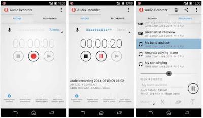 Aplikasi Perekam Suara Android Terbaik