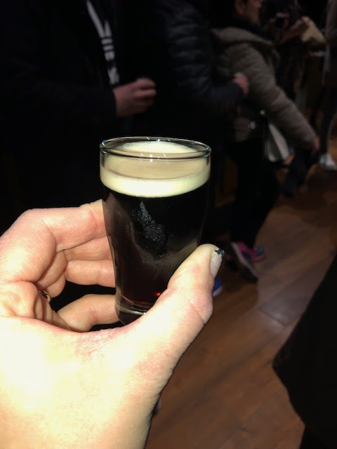 Guinness Brewery tour