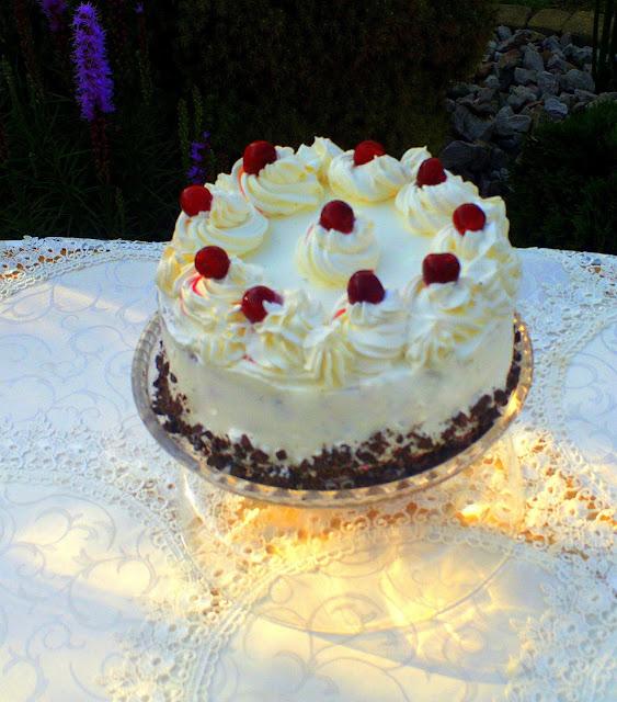 szwarcwaldzki tort