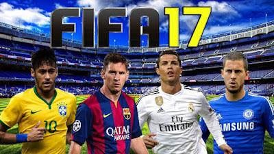 تحميل لعبة فيفا 17 Download game FIFA 17 free
