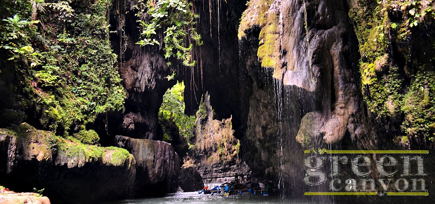Open Trip Green Canyon 2016