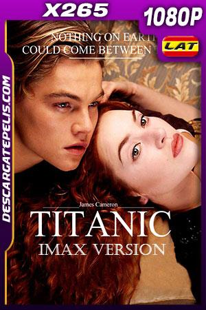 Titanic (1997)(IMAX) HD 1080p x265 Latino – Ingles