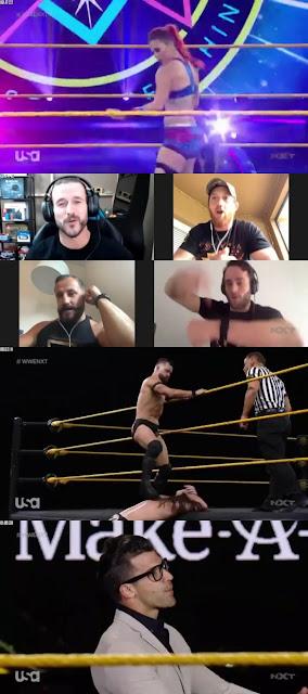 WWE NXT 13th May 2020 480p 300MB HDTV || 7starhd