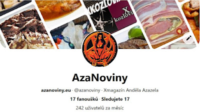AzaNoviny Pinterest