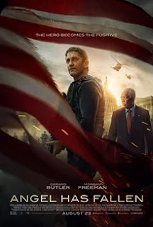 Angel Has Fallen (2019) Full Movie DVDrip Download mp4moviez