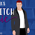 Cover Reveal - Black Witch Magic by Mila Nicks