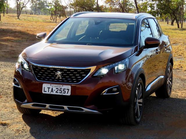Novo Peugeot 3008 2018