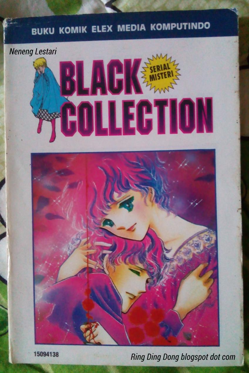 Review Komik Black Collection By Yoko Matsumoto Ring Ding Dong