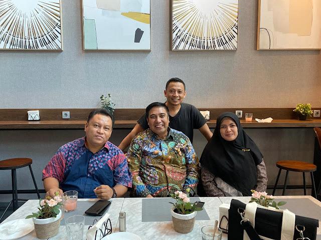 Politisi Muda PPP Ini Apresiasi Pertemuan Bacapub Maros di Jakarta