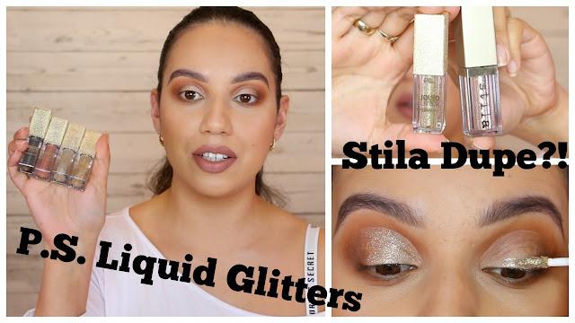 P.S. Liquid Glitters