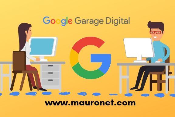 ▶ GOOGLE GARAGE  DIGITAL  - CURSOS EN MARKETING DIGITAL GRATUITO