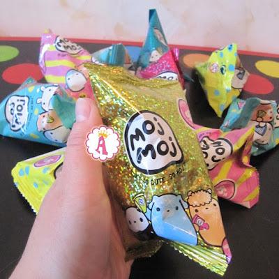 Пакетик с фигурками Модж Модж МГА