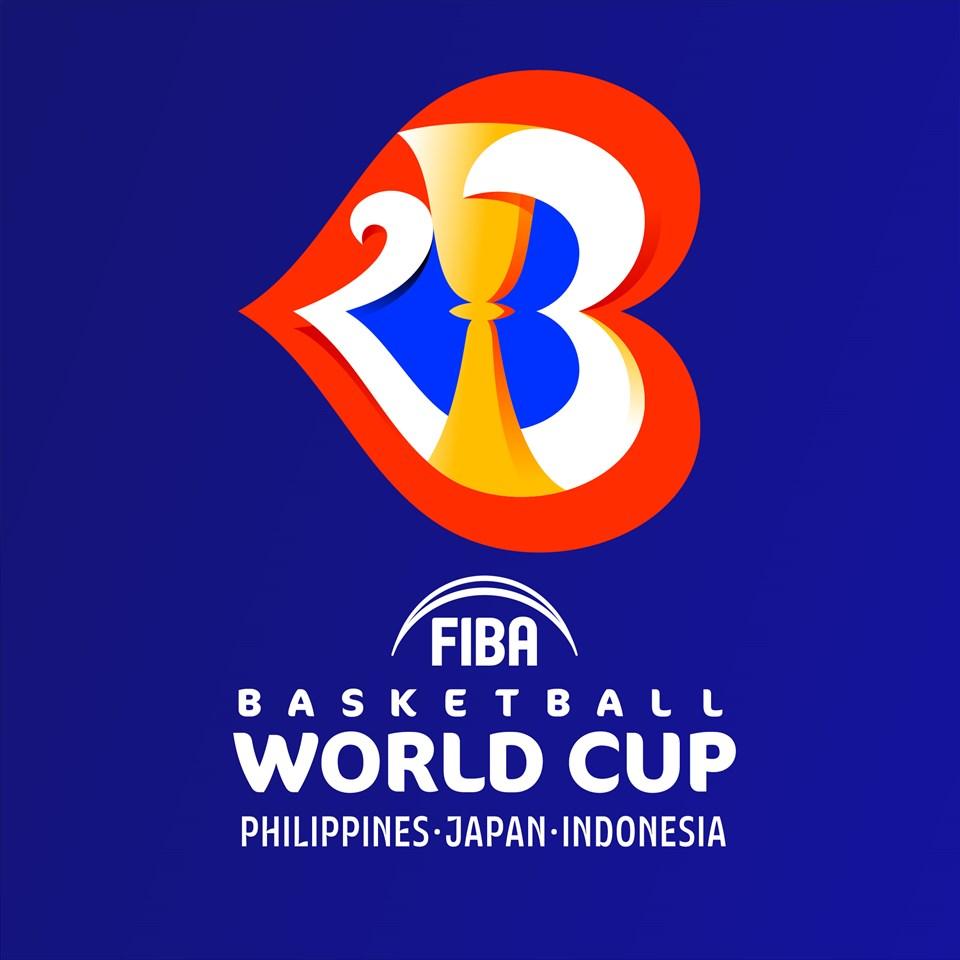 FIBA Basketball World Cup 2023 Logo