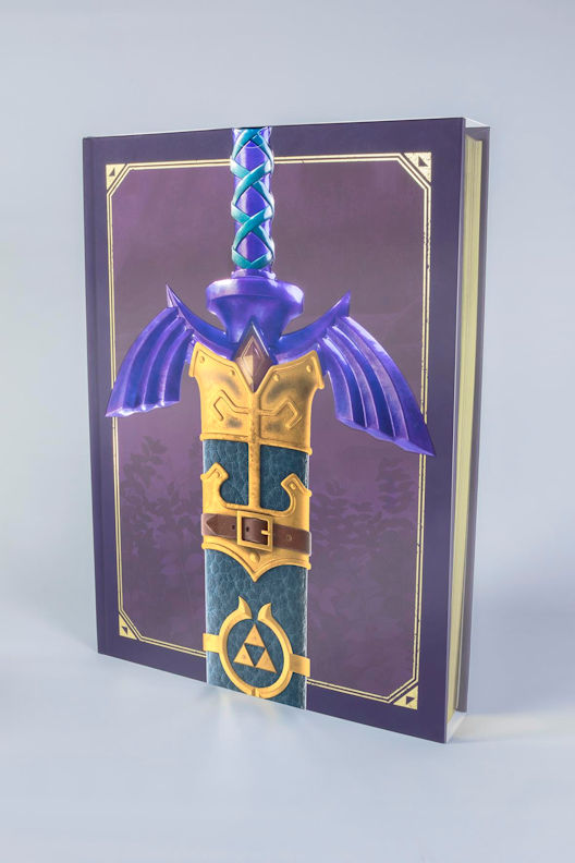 The Legend of Zelda™: Art & Artifacts Limited Edition from Dark Horse Books