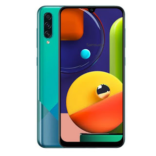 Samsung Galaxy a50s mobile pic
