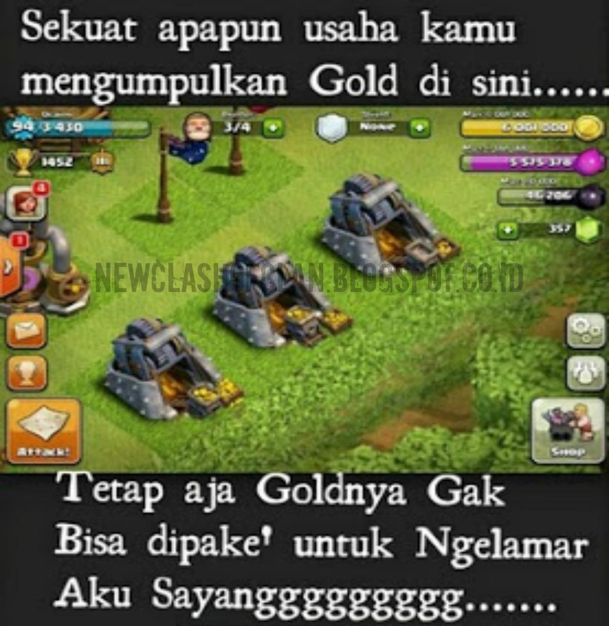 22 Meme Meme Lucu Terbaru Dari Game Clash Of Clans Yang Bikin