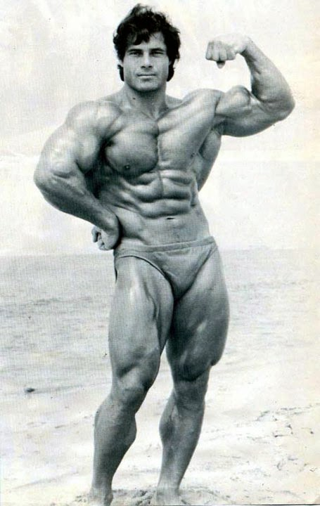 Franco columbo bodybuilding bodybuilders over 50 situation familiar