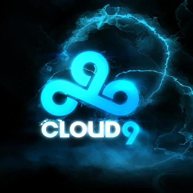 CSGO Cloud 9 Team Wallpaper Engine