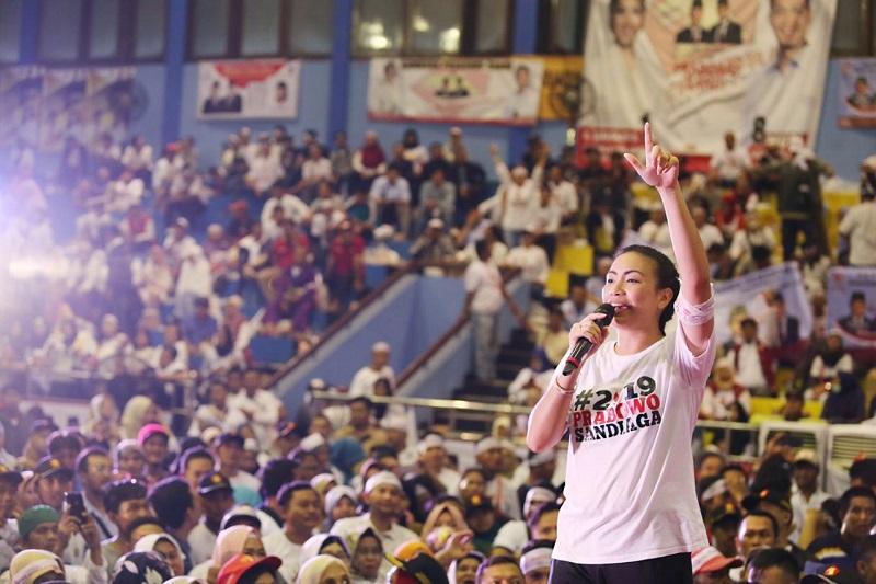 Keponakan Prabowo Bantah Kalau Gugat Partainya Sendiri