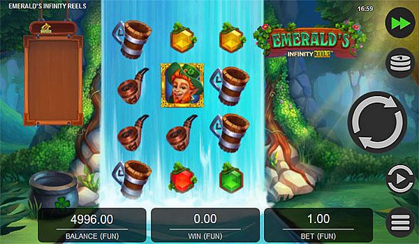Main Gratis Slot Indonesia - Emerald's Infinity Reels Relax Gaming