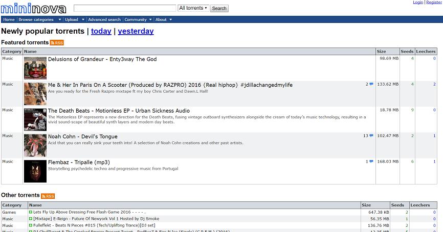 OpenBitTorrent.com - An open bittorrent tracker free for ...