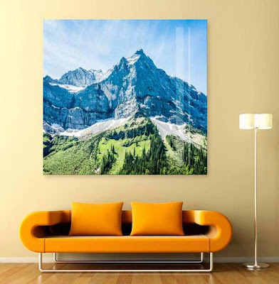 art wall panels and scenery