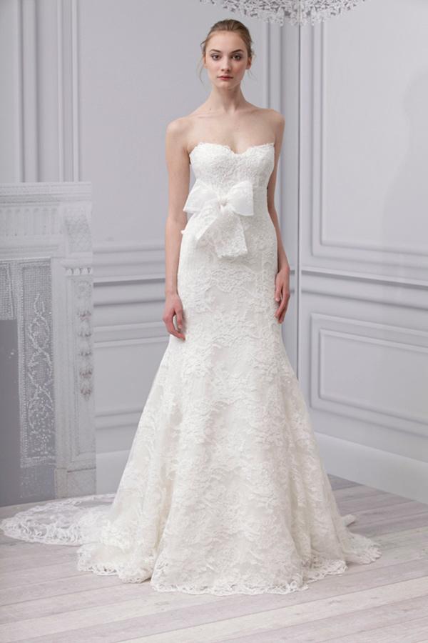 Cheap Wedding Gowns Online Blog: Monique Lhuillier wedding ...