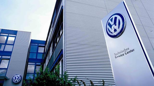 العمل في شركة السيارات الالمانية فولكسفاغن - Volkswagen