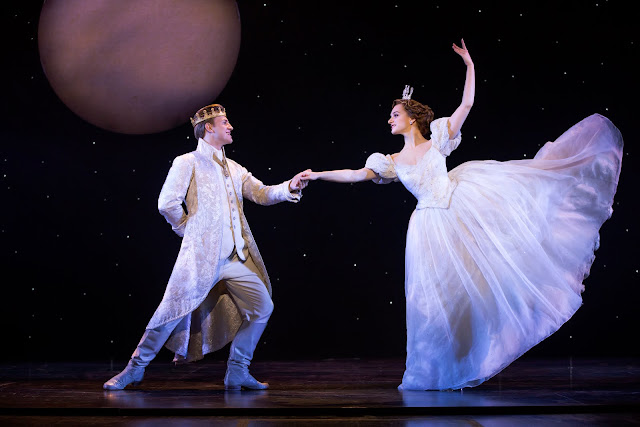 Rogers + Hammerstein's Cinderella at Fox Theatre Detroit, Fox Theatre, Detroit, metro detroit, princess, shows, things to do