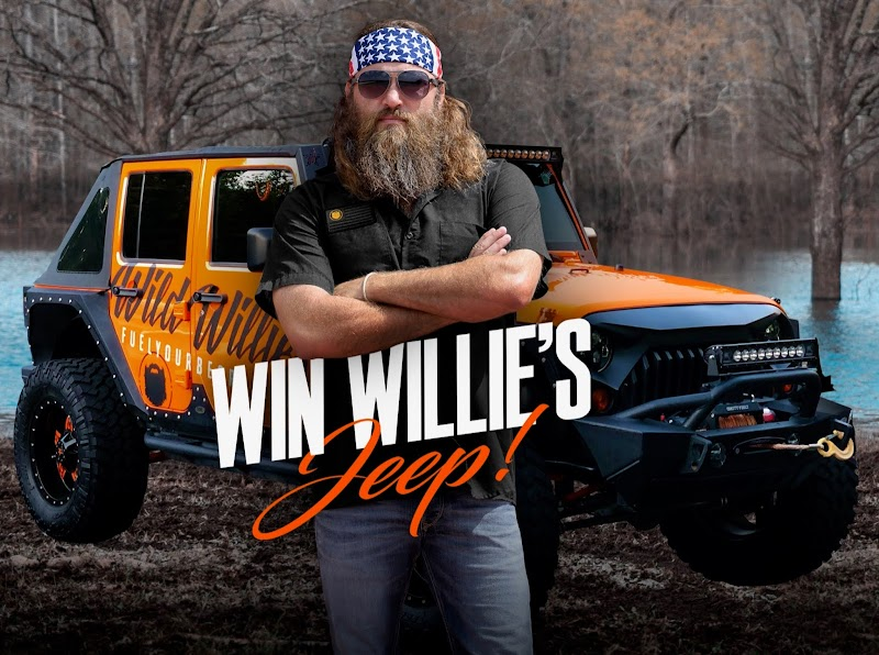 Enter To Win a Brand New Jeep ( Worth Over : +$40000)