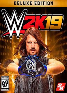 تحميل لعبة المصارعة الحرة WWE2k19