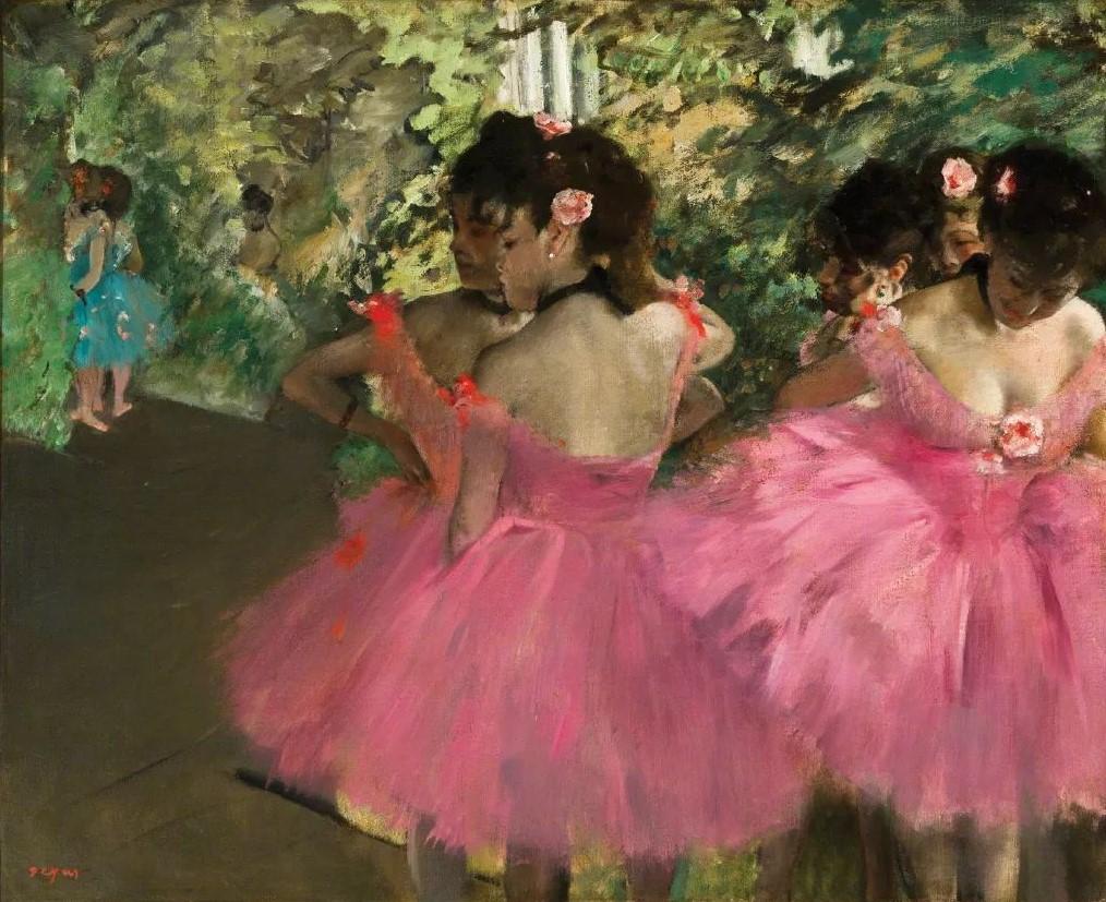 c6a6aa552b6 Edgar Degas / Εντγκάρ Ντεγκά (1834-1917) | Λέσχη Ανάγνωσης του ...