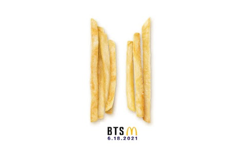The BTS Meal Dropping June 18, 2021!