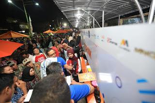 Pusat Kuliner Bangayo Diresmikan - Tarakan Info