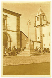 OLD PHOTOS / Pelourinho, Castelo de Vide, Portugal